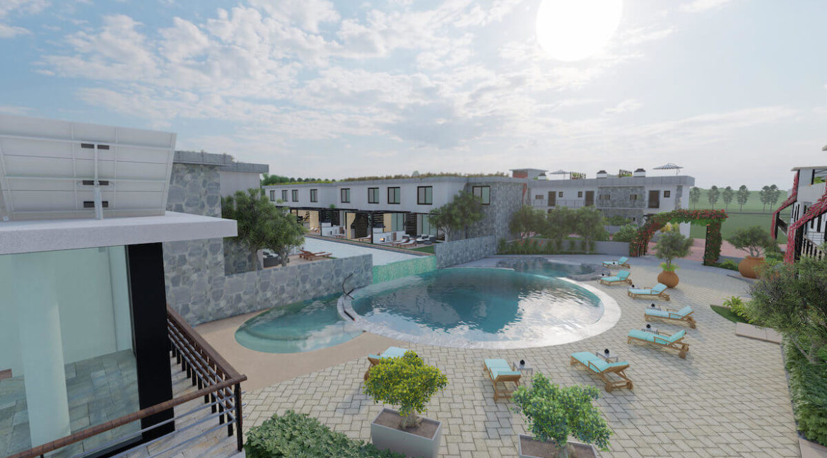 Caretta Coast Apartments External Images - North Cyprus Property 8