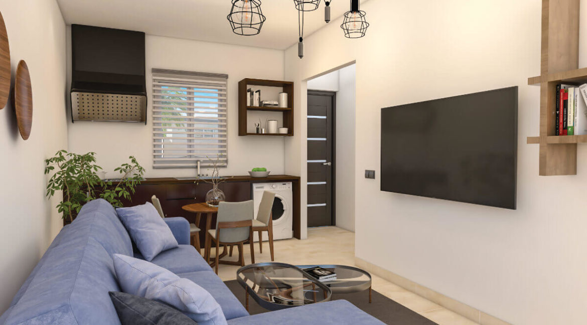 Caretta Coast Apartments Internal Images - North Cyprus Property 10