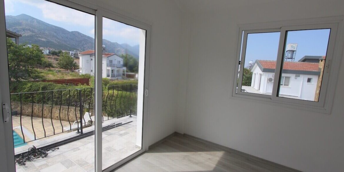 Catalkoy Modern Seaview villa - North Cyprus Property 13