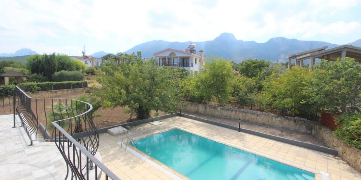 Catalkoy Modern Seaview villa - North Cyprus Property 14
