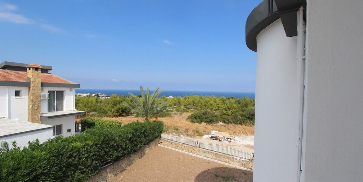 Catalkoy Modern Seaview villa - North Cyprus Property 15
