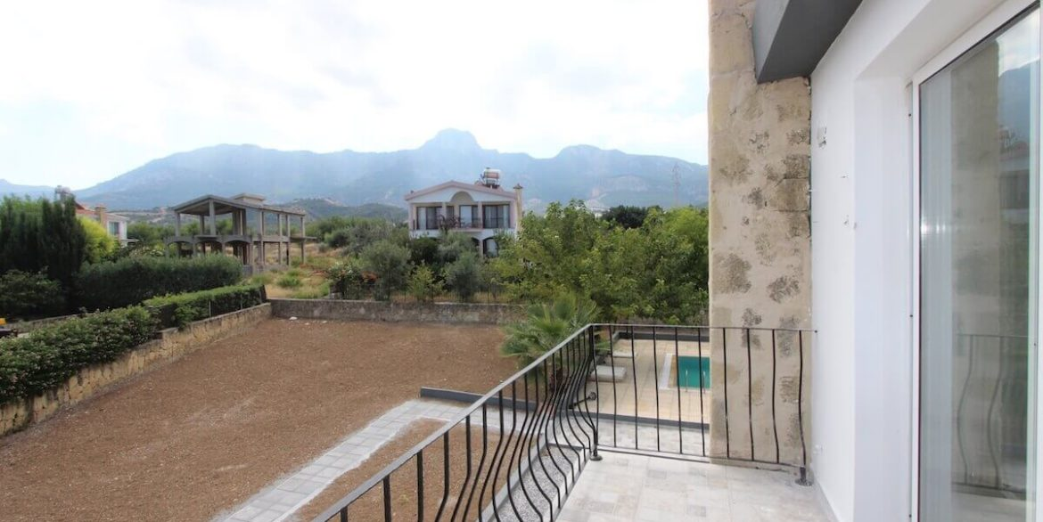 Catalkoy Modern Seaview villa - North Cyprus Property 17