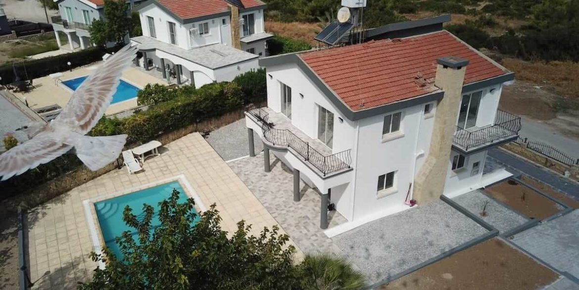 Catalkoy Modern Seaview villa - North Cyprus Property 20