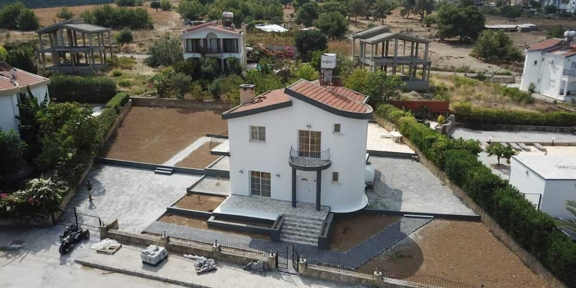 Catalkoy Modern Seaview villa - North Cyprus Property 21