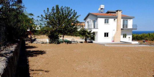 Catalkoy Modern Seaview villa