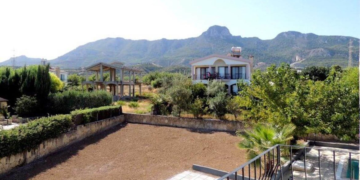 Catalkoy Modern Seaview villa - North Cyprus Property 33