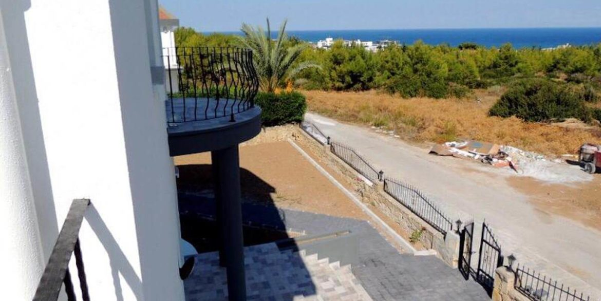 Catalkoy Modern Seaview villa - North Cyprus Property 35