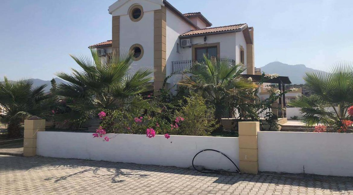 Esentepe Seaview Palms Villa 3 Bed - North Cyprus Property 11