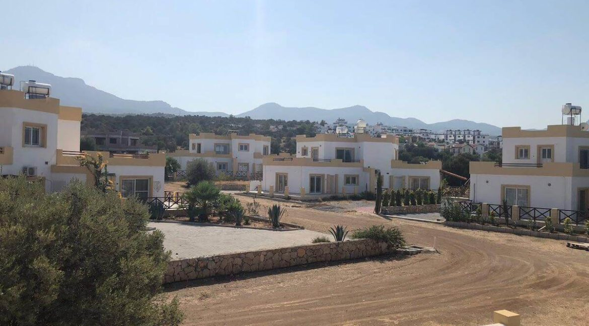 Esentepe Seaview Palms Villa 3 Bed - North Cyprus Property 18
