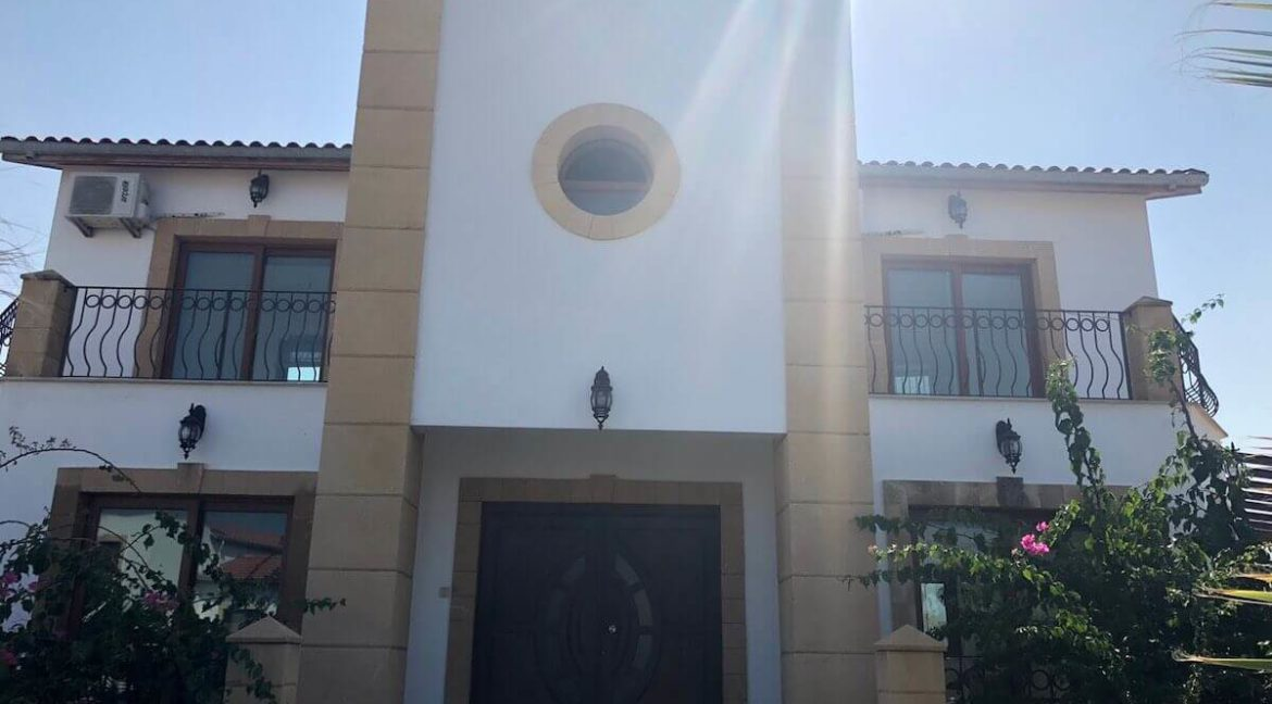 Esentepe Seaview Palms Villa 3 Bed - North Cyprus Property 2