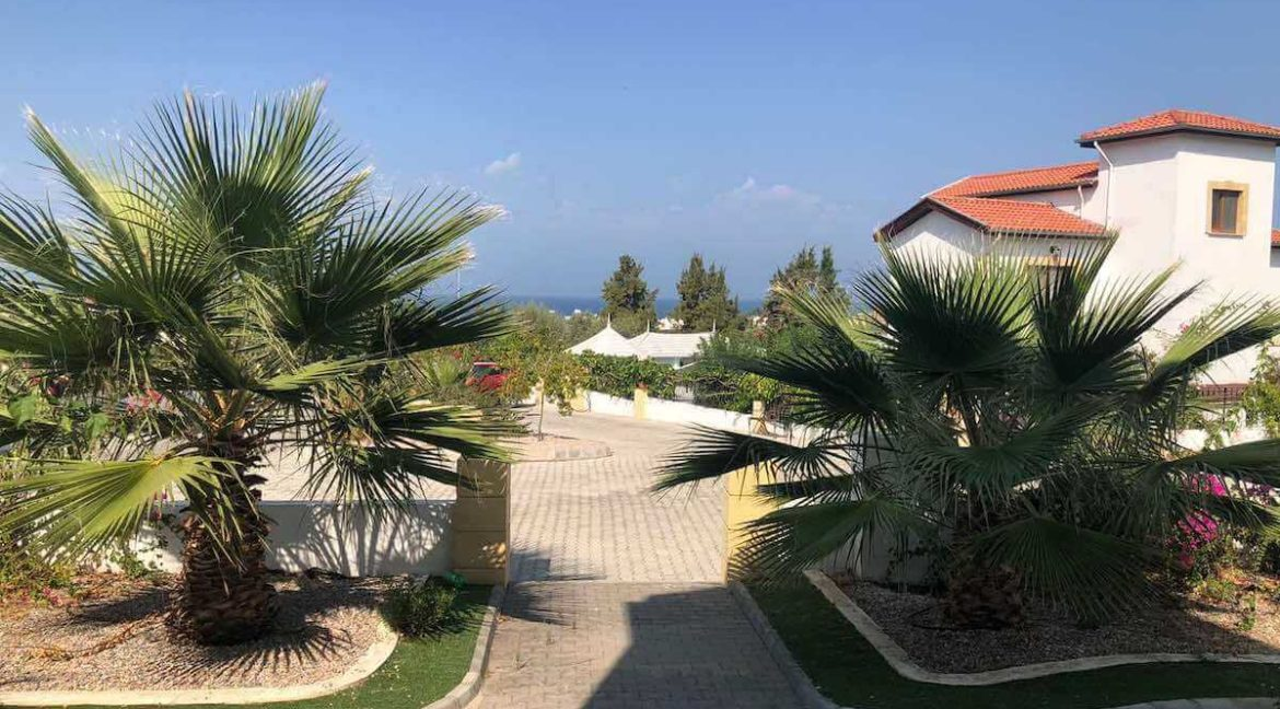 Esentepe Seaview Palms Villa 3 Bed - North Cyprus Property 3