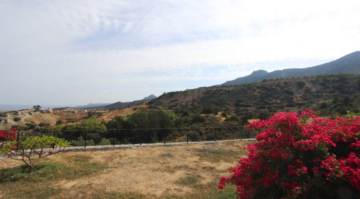 Karpaz Coast View Villa 2 Donum - North Cyprus Property 1