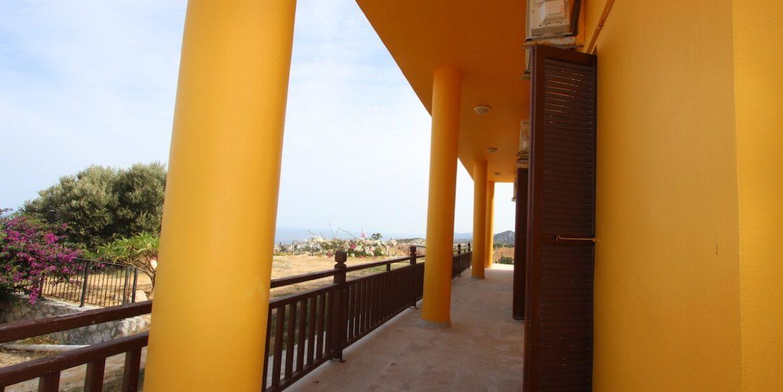 Karpaz Coast View Villa 2 Donum - North Cyprus Property 13