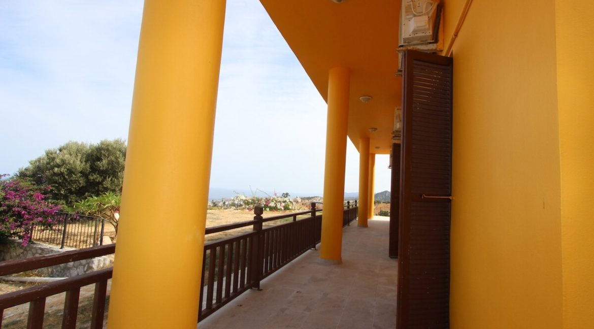 Karpaz Coast View Villa 2 Donum - North Cyprus Property 13
