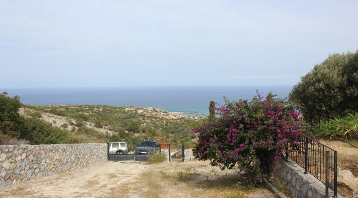 Karpaz Coast View Villa 2 Donum - North Cyprus Property 19