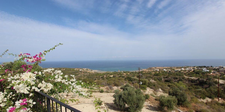 Karpaz Coast View Villa 2 Donum - North Cyprus Property 2