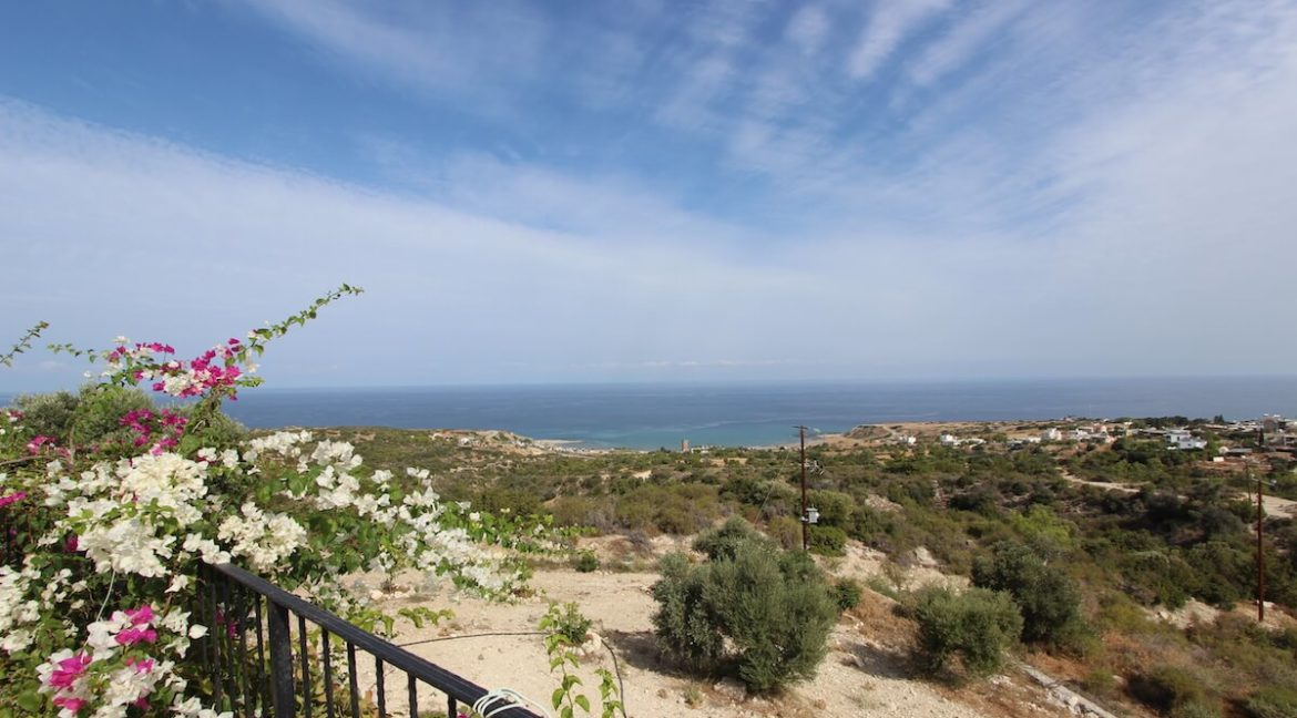 Karpaz Coast View Villa 2 Donum - North Cyprus Property 2