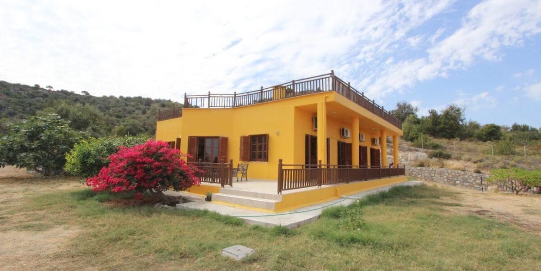 Karpaz Coast View Villa 2 Donum - North Cyprus Property 29