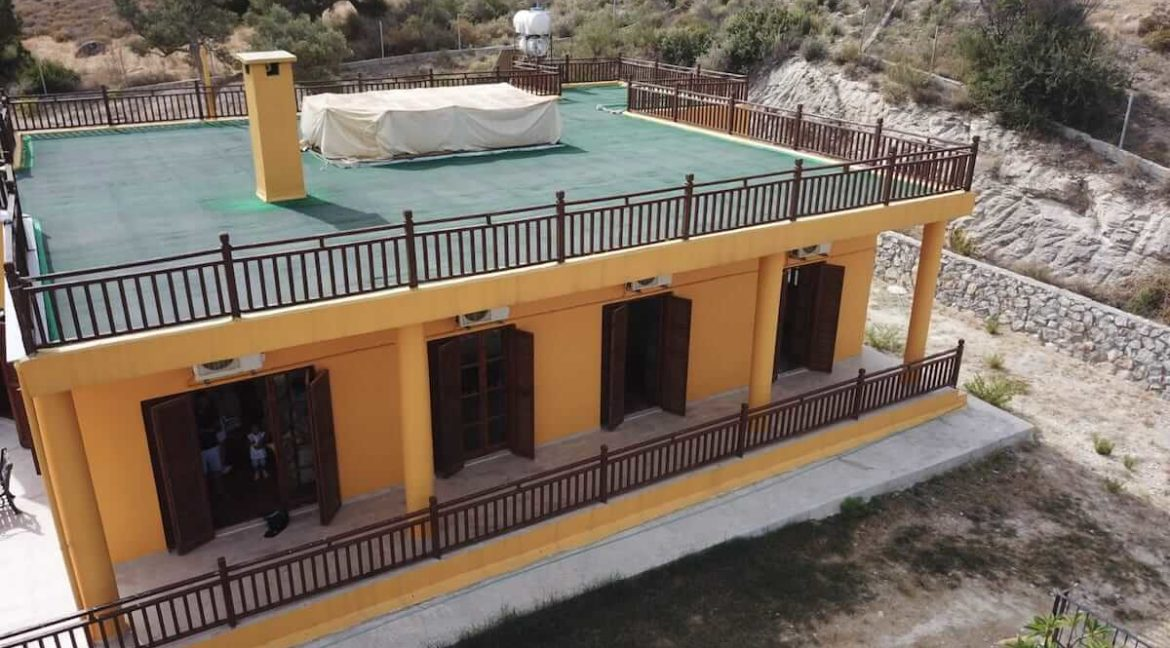 Karpaz Coast View Villa 2 Donum - North Cyprus Property 33