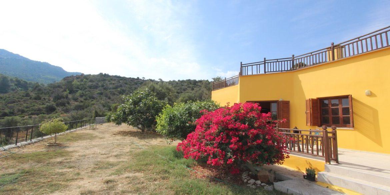 Karpaz Coast View Villa 2 Donum - North Cyprus Property 5