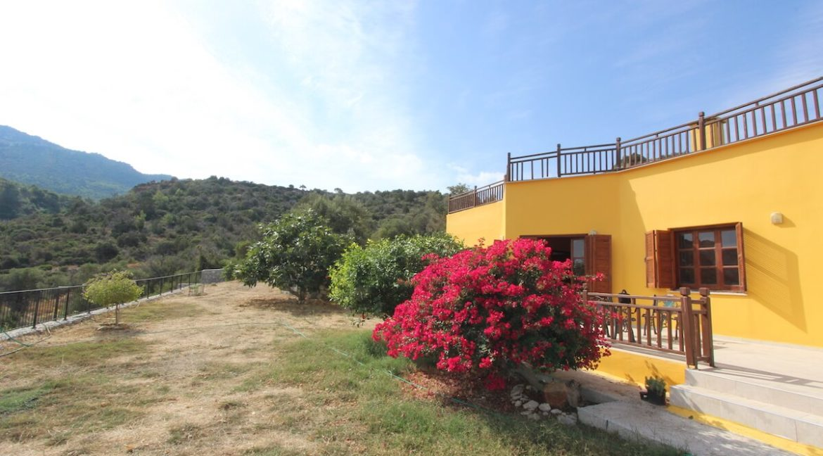 Karpaz Coast View Villa 2 Donum - North Cyprus Property 5