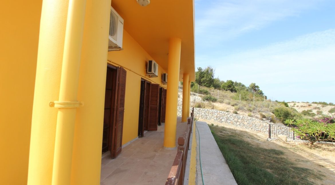 Karpaz Coast View Villa 2 Donum - North Cyprus Property 7
