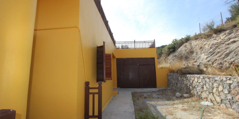 Karpaz Coast View Villa 2 Donum - North Cyprus Property 9