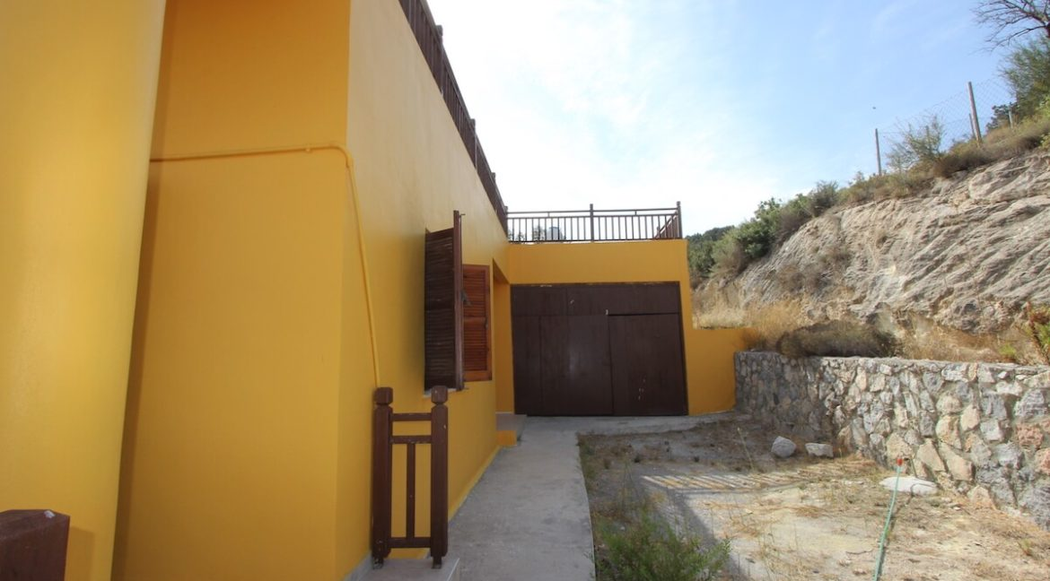Karpaz Coast View Villa 2 Donum - North Cyprus Property 9