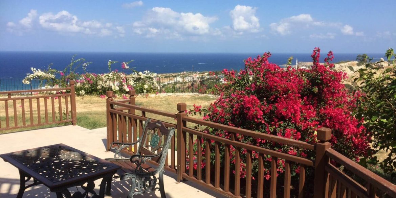 Karpaz Coast View Villa 2 Donum - North Cyprus Property Z4