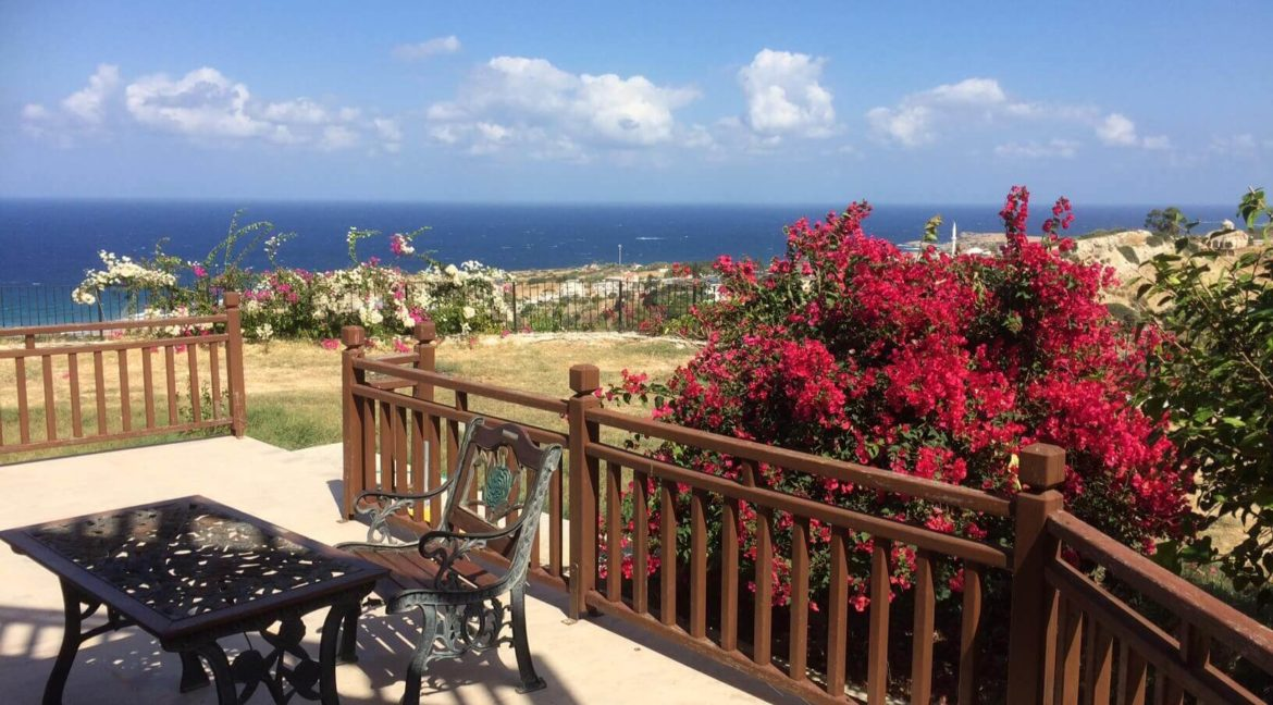 Karpaz Coast View Villa 2 Donum - North Cyprus Property Z4