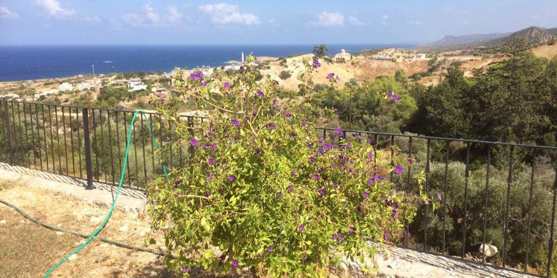 Karpaz Coast View Villa 2 Donum - North Cyprus Property Z6