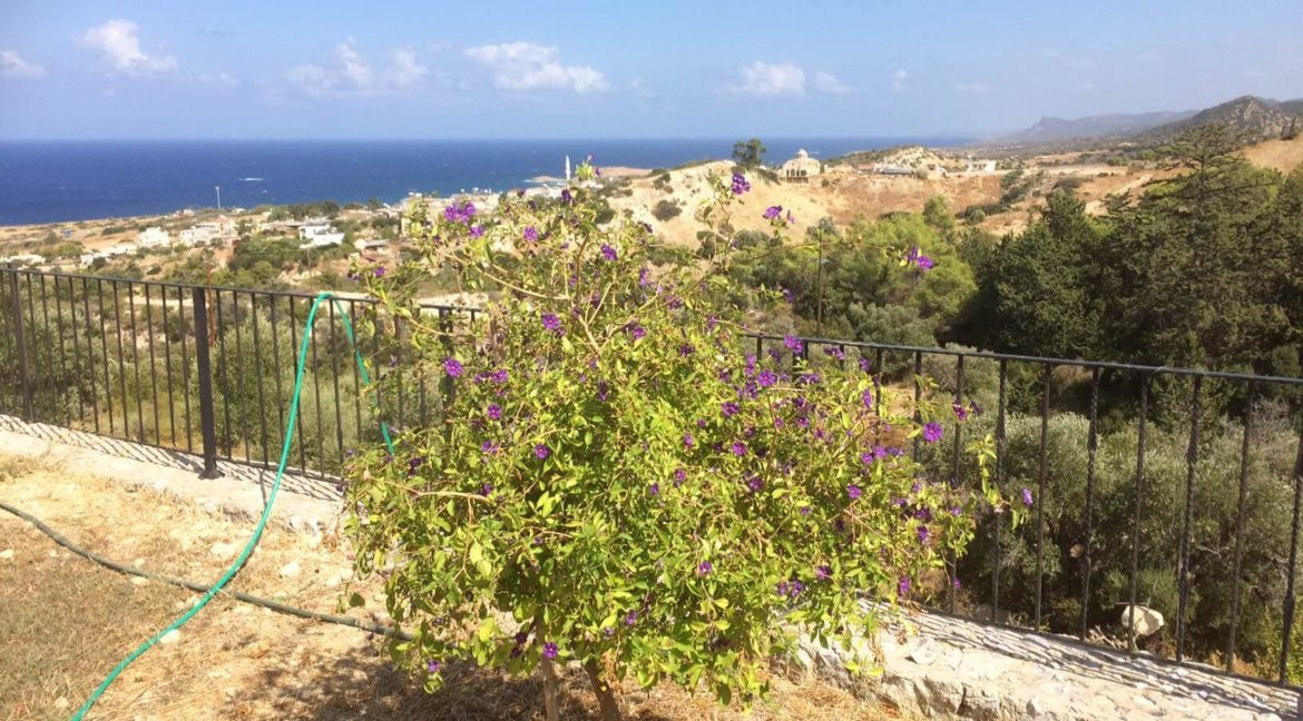 Karpaz Coast View Villa 2 Donum - North Cyprus Property Z6