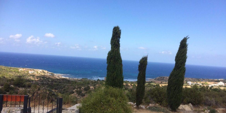 Karpaz Coast View Villa 2 Donum - North Cyprus Property Z7
