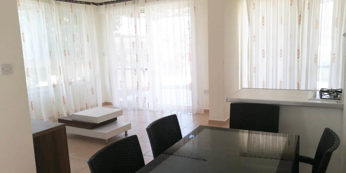 Turtle Beach Golf Palm View Garden Apartment 2 Bed - North Cyprus Property 5