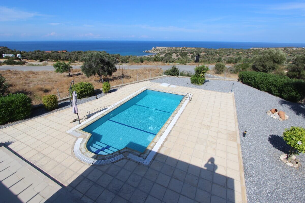 Turtle Beach Seaview Bungalow 3 Bed