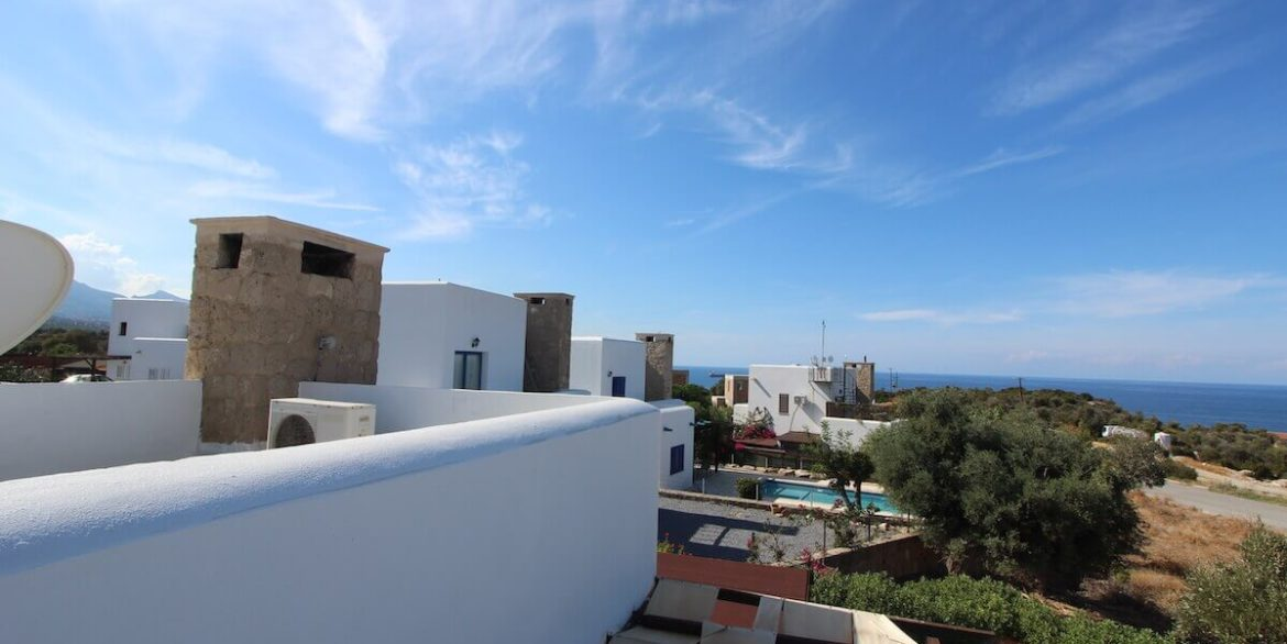 Turtle Beach Seaview Bungalow 3 Bed - North Cyprus Property 11