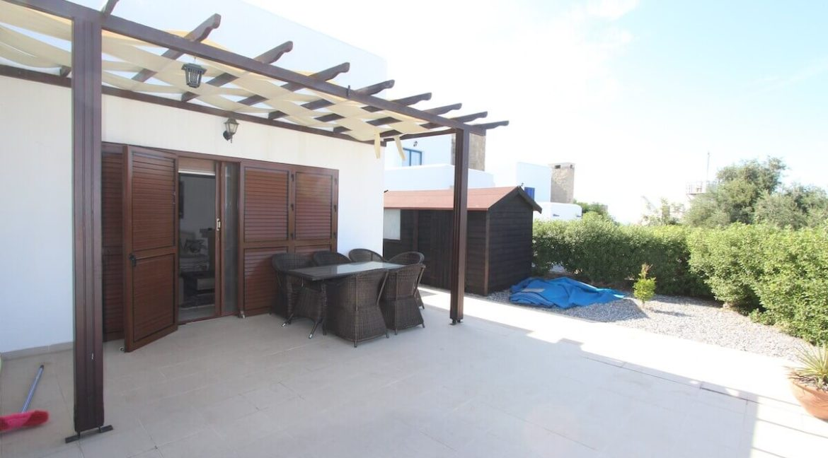 Turtle Beach Seaview Bungalow 3 Bed - North Cyprus Property 12