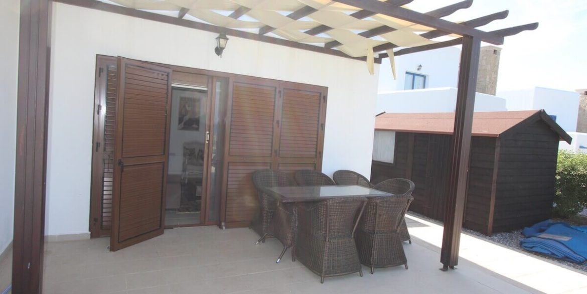 Turtle Beach Seaview Bungalow 3 Bed - North Cyprus Property 13