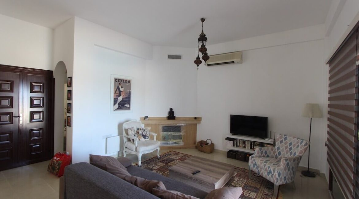 Turtle Beach Seaview Bungalow 3 Bed - North Cyprus Property 14