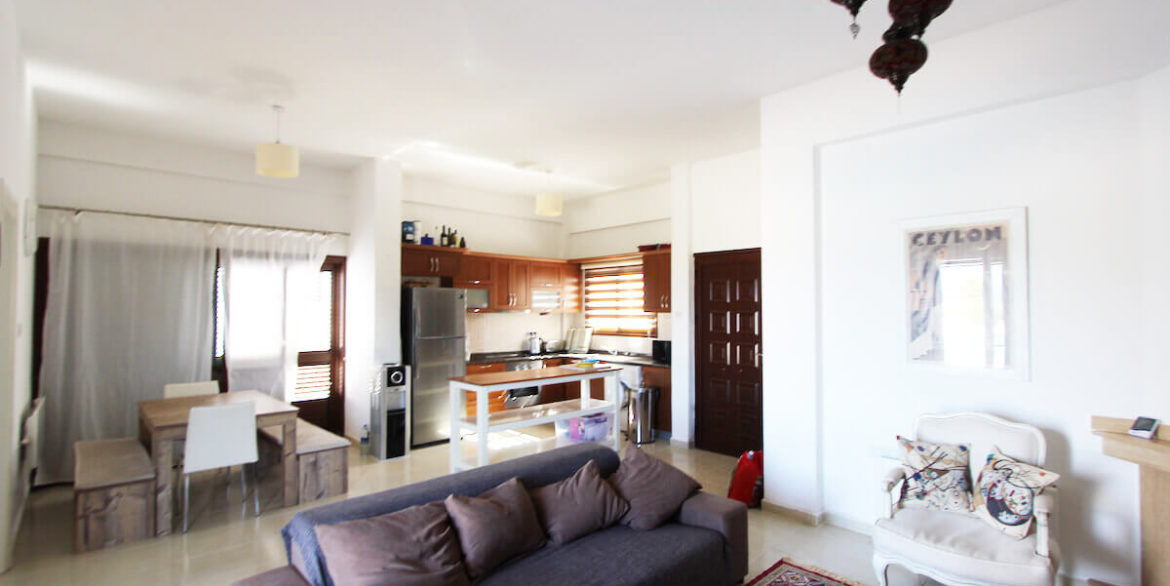 Turtle Beach Seaview Bungalow 3 Bed - North Cyprus Property 15