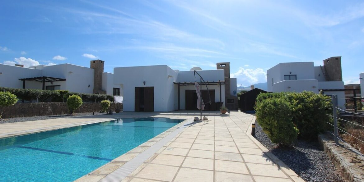 Turtle Beach Seaview Bungalow 3 Bed - North Cyprus Property 20