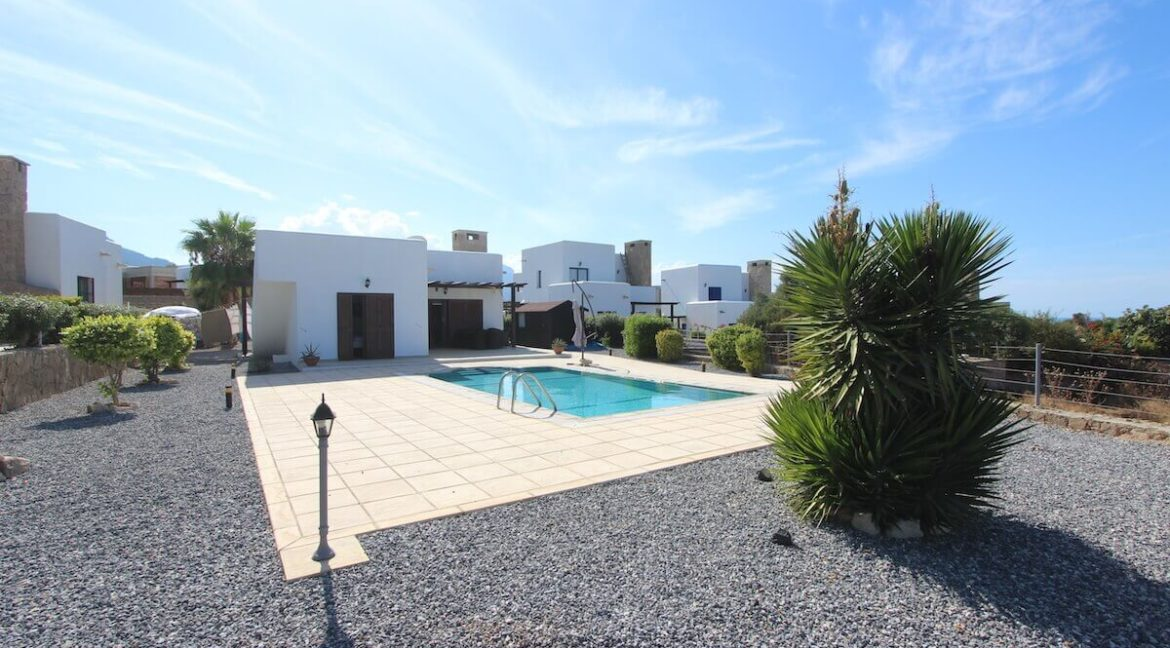 Turtle Beach Seaview Bungalow 3 Bed - North Cyprus Property 22