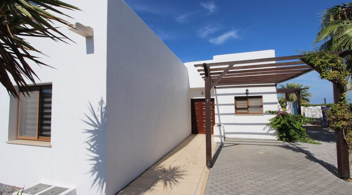 Turtle Beach Seaview Bungalow 3 Bed - North Cyprus Property 24