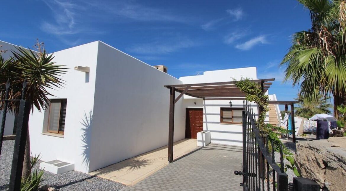 Turtle Beach Seaview Bungalow 3 Bed - North Cyprus Property 25