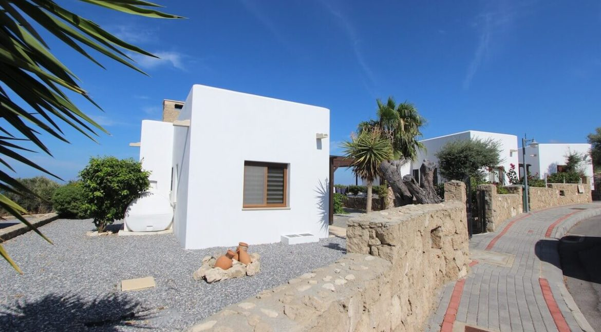 Turtle Beach Seaview Bungalow 3 Bed - North Cyprus Property 26