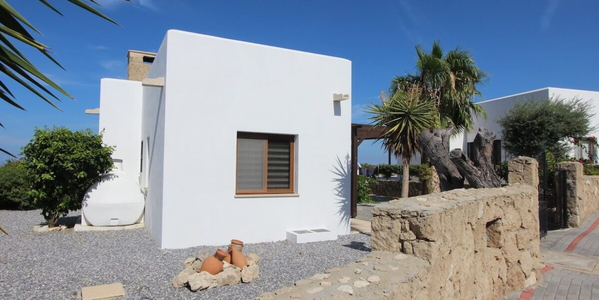 Turtle Beach Seaview Bungalow 3 Bed - North Cyprus Property 27