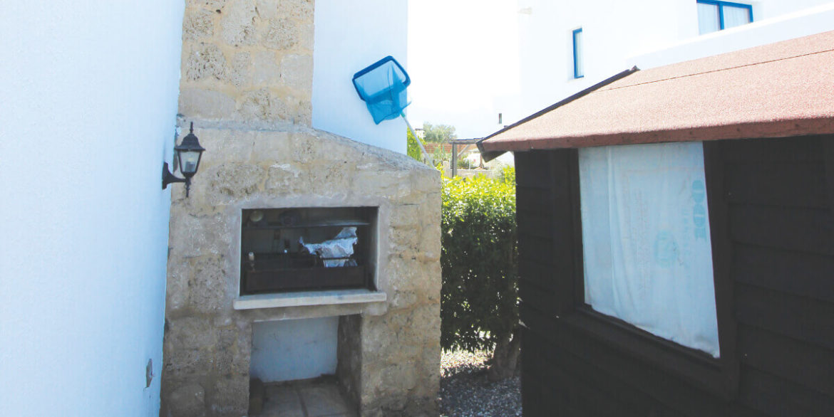 Turtle Beach Seaview Bungalow 3 Bed - North Cyprus Property 7