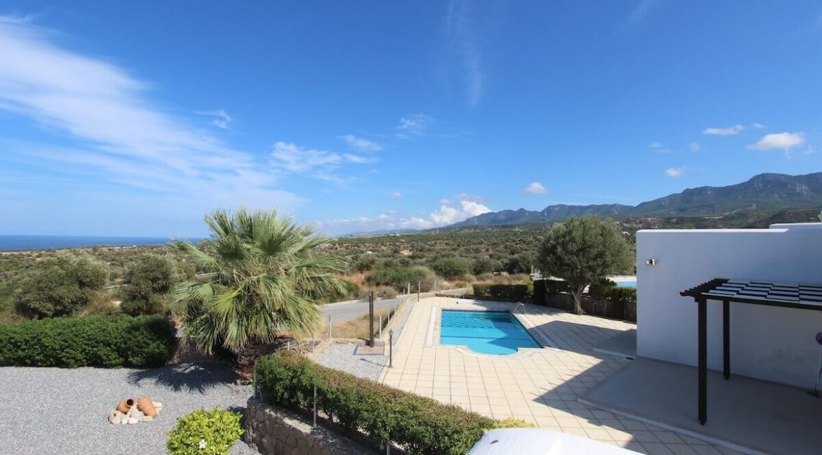 Turtle Beach Seaview Bungalow 3 Bed - North Cyprus Property 9