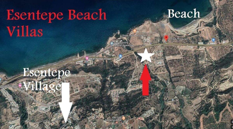 Esentepe Beach Modern Villa 3 Bed - North Cyprus Property 2