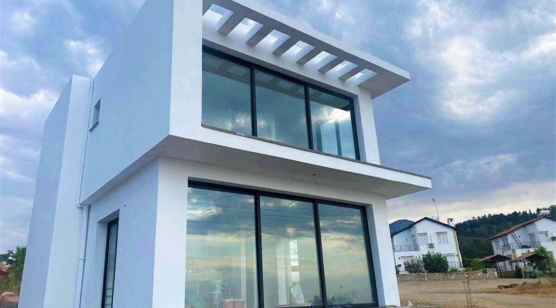 Esentepe Beach Modern Villa 3 Bed - North Cyprus Property NJ3